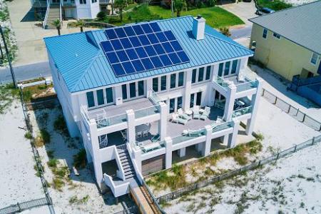 Super Paradise Beach Homes Pensacola Beach Rentals Home Interior And Landscaping Oversignezvosmurscom