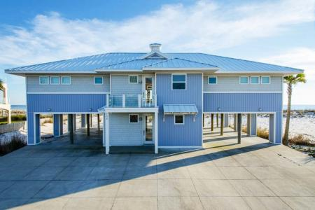 Miraculous Paradise Beach Homes Pensacola Beach Rentals Download Free Architecture Designs Sospemadebymaigaardcom